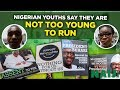 Not Too Young to Run Bill Nigerian youths march to Aso Rock in support Nigeria News TV