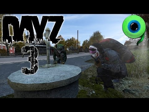 DayZ Standalone - Part 3 | FRIENDLY FIRE! | SASHA'S SURVIVAL TIPS | Playing with Friends