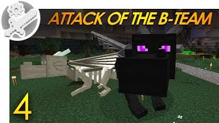 Minecraft: THE DRAGONS HATCH! Attack Of The B-Team Modded