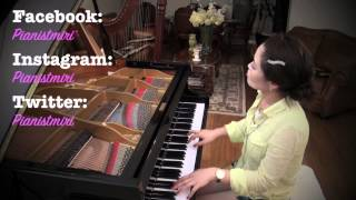 @LOEN_TREE (라디) - Thank You (고마워 고마워) - Piano Cover by @Pianistmiri 이미리