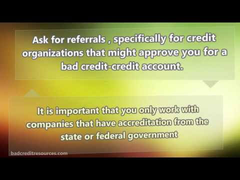 Bad Credit Personal Loan Applicants Tips You Can Use