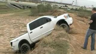 Nissan Titan Offroad