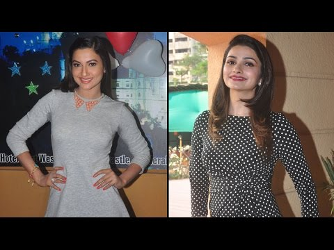 Sexy Gauhar Khan And Prachi Desai Get Ready To Party For New Years Eve!