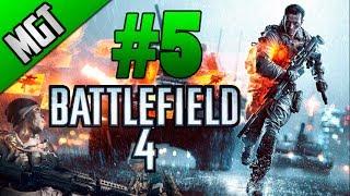 Battlefield 4 Campaña Parte 5 Gameplay En Español