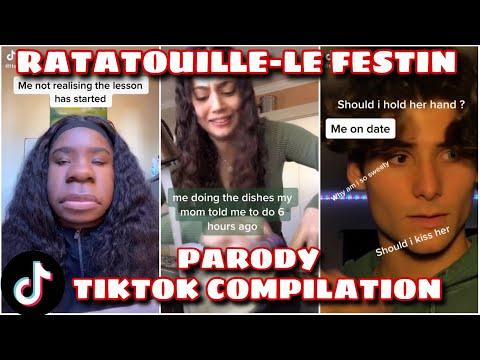 Ratatouille Le Festin Parody Tiktok Compilation || Camille Le Festin Meme Compilation | Tik Tok Meme
