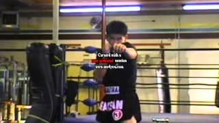 Mechanics Of Muay Thai
