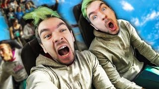 WELCOME TO JACKABOY LAND | Planet Coaster #1