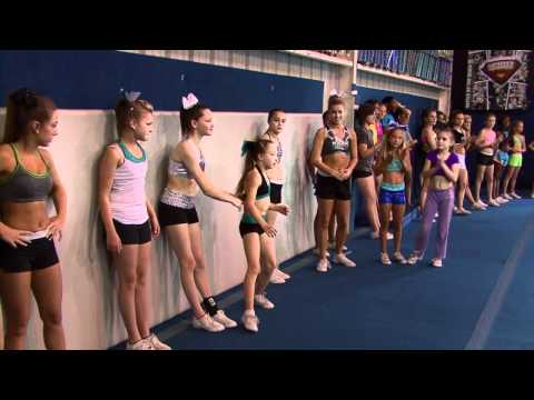 Cheer Extreme Tryouts 2012 (Video by JTV) (Like JT's Videos on Facebook)