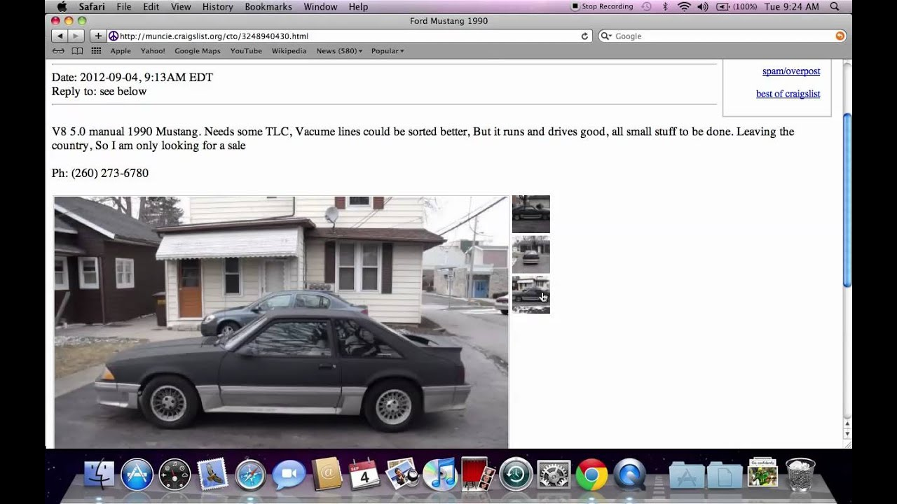 Craigslist Cars For Sale Muncie Indiana Autos Weblog