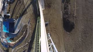 The TALLEST, FASTEST, STEEPEST Waterslide In The WORLD