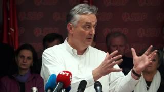 Lagumdžija: Predsjedništvo SDP-a jednoglasno odlučilo, biće Vanredni kongres