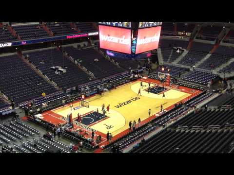 Washington Wizards practice for the game against the Milwaukee Bucks