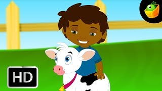 Kandre Kandre - Calf - Children Tamil Nursery Rhymes Chellame Chellam Volume  6