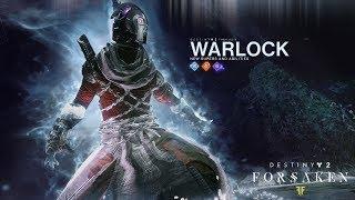 Destiny 2 - Forsaken: Új Warlock Képességek