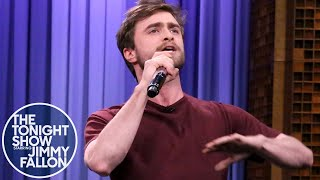 Daniel Radcliffe Raps 'Alphabet Aerobics' Garners 32 Million Views