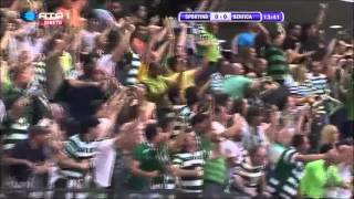 Futsal | Final Playoff jogo 1 | Sporting - 5 x Benfica - 1 2012/2013
