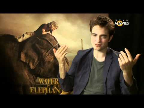 STAR Movies VIP Access: Water for Elephants - Robert Pattinson
