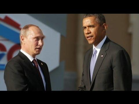 Inside the Phone Call Between Obama and Putin