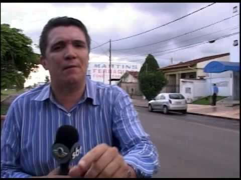 Avenida Mato Grosso apresenta risco a moradores de Araguari