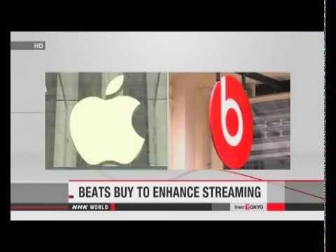 Apple to buy Beats Electronics