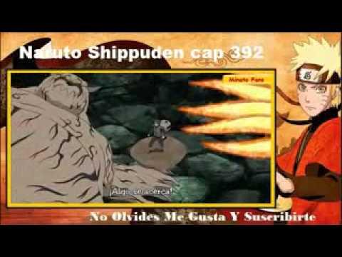 Naruto Shippuden 392 Sub Español Completo