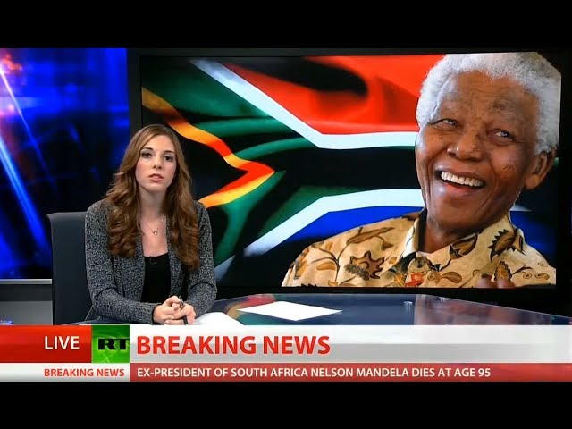 RIP Nelson Mandela: Iconic anti-apartheid leader dies at 95
