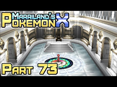 Pokémon X, Part 73: Pokémon League Champion!