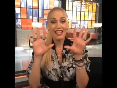 Gwen Stefani Congratulates The Voice on Its 10 Emmy Nominations