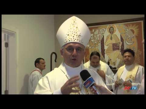 Bispo Dom Rafael em Timb�