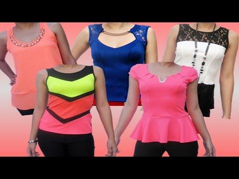 moda en blusa blusa de moda blusa primavera 2015