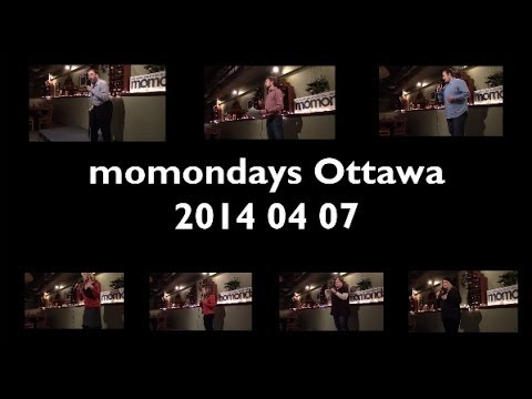 2014 04 07 momondays Ottawa
