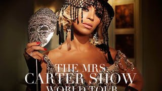 Beyoncé The Mrs. Carter Show World Tour (2014) Completo Fan Mode