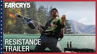 Far Cry 5 - The Resistance Trailer