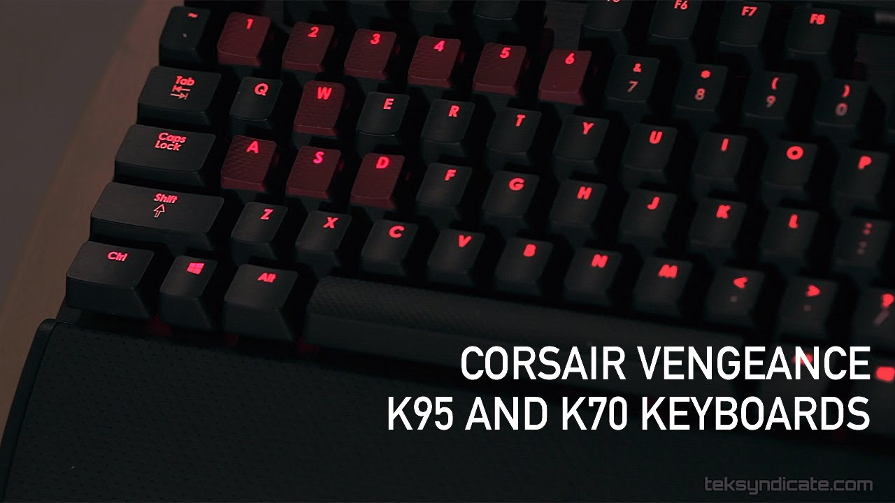 corsair gaming keyboard how to change color