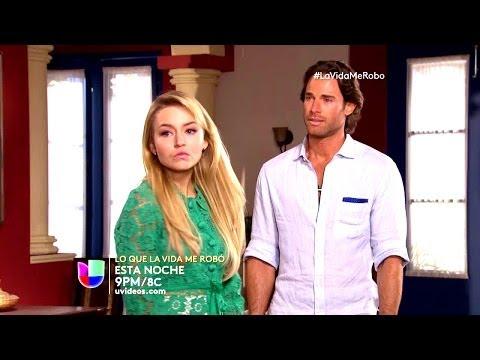Lo Que La Vida Me Robó - ¡Montserrat abandonará a Alejandro ...