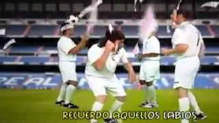 Homenage al Real Madrid de los morancos
