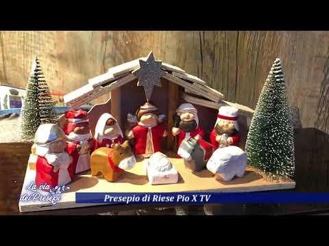 La via dei presepi - Riese Pio X