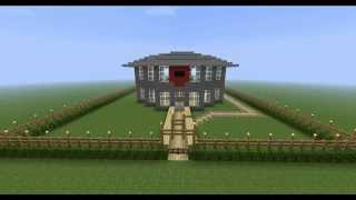 Como Construir Uma Casa Legal No Minecraft.