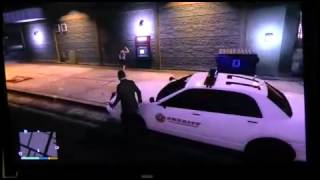 GTA 5 How To Be A Cop (Armed Tactical Units)