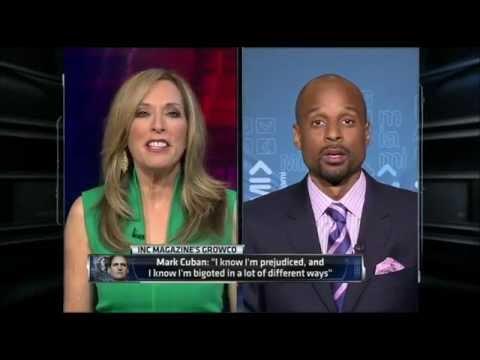 Bomani Jones Reacts To Cuban's Comments - SportsCenter (05-22-2014)