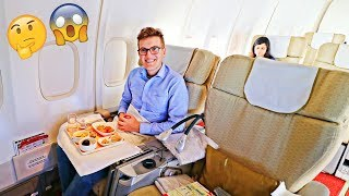 FLYING AIR INDIA 747-400 in FIRST CLASS | Luxury or Terrible?!