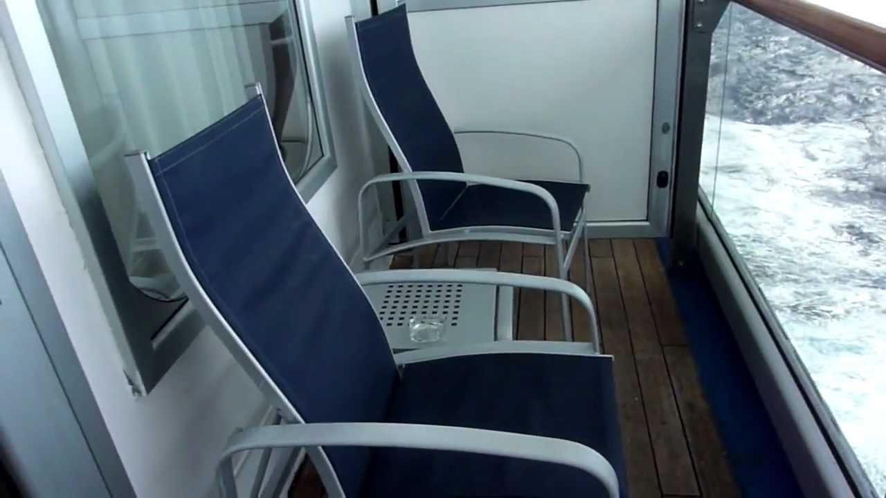 Carnival Triumph Balcony Cabin 8391 Youtube