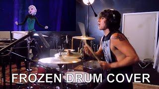 Ricky DISNEY'S FROZEN Let It Go (Drum Cover)