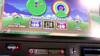 Rainbow Riches £50 Spins Pick N Mix DEMO