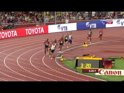 ايكيدير ابن ورزازات ينتزع برونزية 1500 متر ببطولة العالم لألعاب القوى ( فيديو )