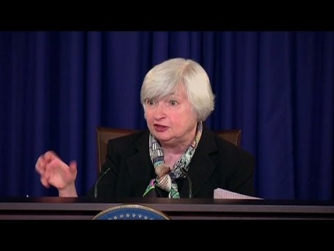 How Janet Yellen sizes up the job market