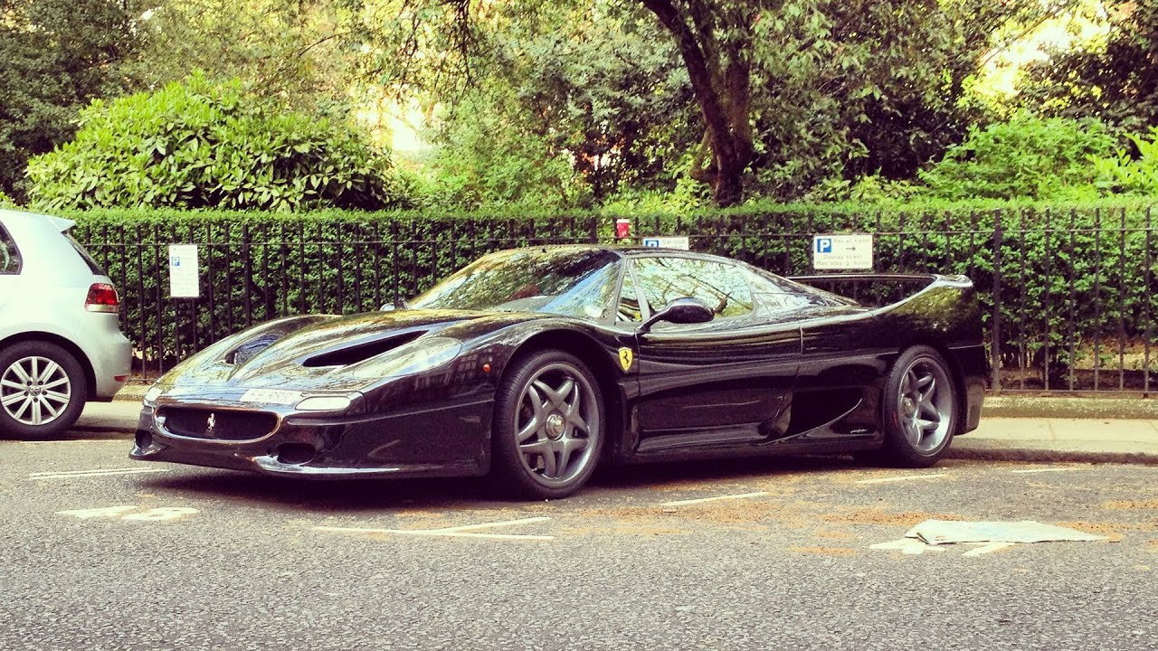 Car picker black ferrari f50 black f50 image vanachro Choice Image