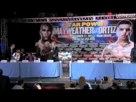 "Floyd Mayweather - ""Manny Pacquaio Yes Your Next"" 29.06.11"