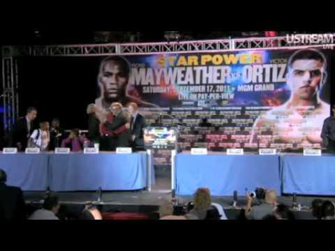 "Floyd Mayweather - ""Manny Pacquaio Yes Your Next"" 29.06.11"