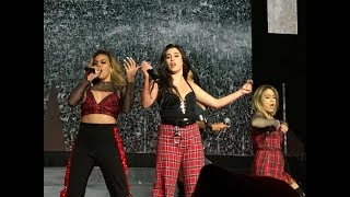 Fifth Harmony Worth It iHeartRadio Jingle Ball Toronto Live Front Row